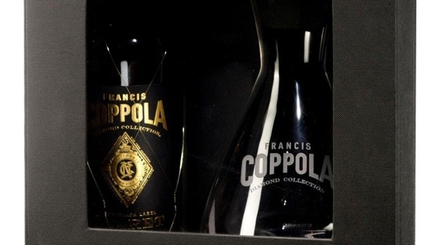 Francis Ford Coppola Winery's Diamond Collection limited-edition boxed gift set, $45