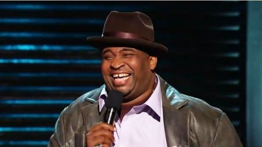 Patrice O'Neal at the 2011 New York Film Festival (YouTube)