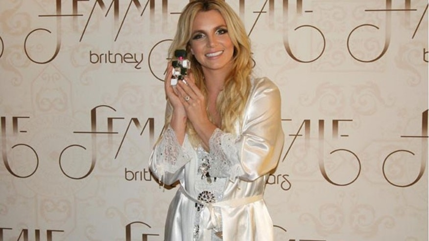 Britney Spears just released her 10th fragrance, Cosmic Radiance.