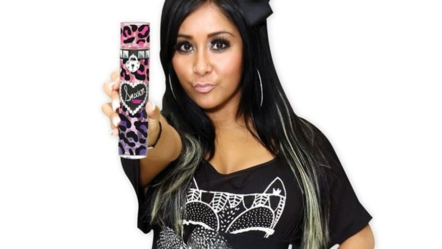 Snooki's new scent sold out on HSN within minutes.