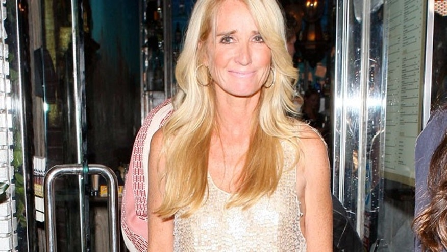 'Real Housewives' star Kim Richards (X17 Online).