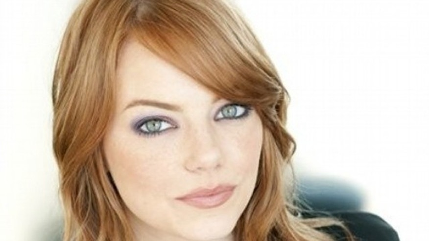 Emma Stone will appear in 'The Amazing Spider-Man' in 2012.