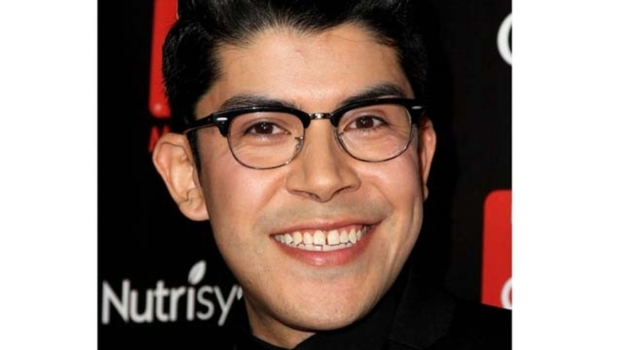 Nov. 08, 2010: Mondo Guerra arrives at TV Guide Magazine's Hot List Party on in Hollywood, Calif.