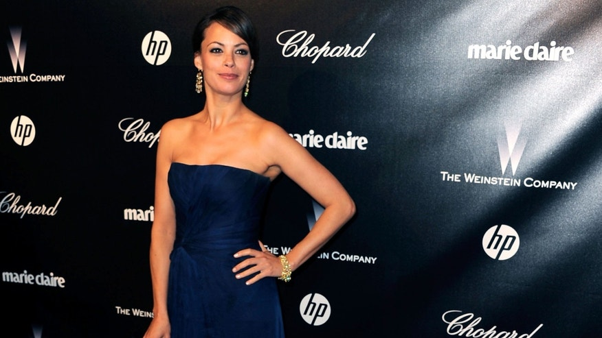BEVERLY HILLS, CA - JANUARY 15:  Actress Berenice Bejo arrives at The Weinstein Company's 2012 Golden Globe Awards After Party at The Beverly Hilton hotel on January 15, 2012 in Beverly Hills, California.  (Photo by Frazer Harrison/Getty Images)