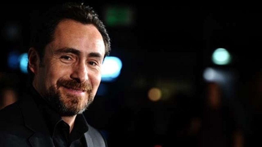Dec. 14, 2010: Actor Demian Bichir arrives at Los Angeles premiere of 'Biutiful' held at DGA Theater in Los Angeles, Calif.