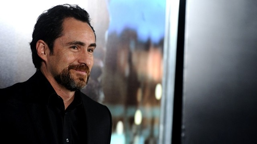 "Dec. 14, 2010:  Actor Demián Bichir arrives at Los Angeles premiere of ""Biutiful"" held at DGA Theater in Los Angeles, Calif."