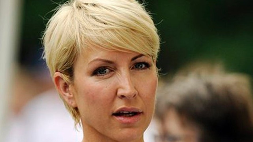 June 27, 2010: In this file photo, Heather Mills attends the Achilles Hope and Possibility Race in New York's Central Park.