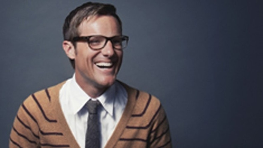 Jason Russell, a co-founder of the activist group Invisible Children, is seen in this promotional photo from the group's website.
