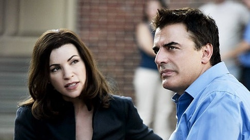 """You Can't Go Home Again""--When the teenage son of a former friend hires her to defend him in a murder case, Alicia (Julianna Margulies with guest star Chris Noth) makes a difficult journey back to her old life, on THE GOOD WIFE, Tuesday, Oct. 6 (10:00-11:00 PM, ET/PT) on the CBS Television Network.