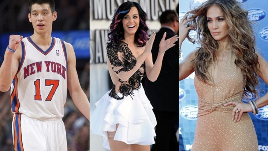 Ever wonder what it's like to share a name with Jeremy Lin, Katy Perry and Jennifer Lopez? Their non-celeb counterparts share their experience with us.