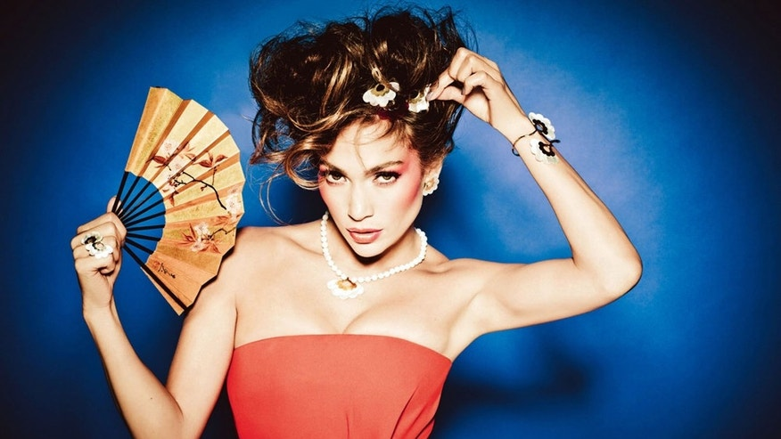April 4 2011:Jennifer Lopez struts a range of ethnic looks as she models her first campaign for Spanish jewelry firm Tous.