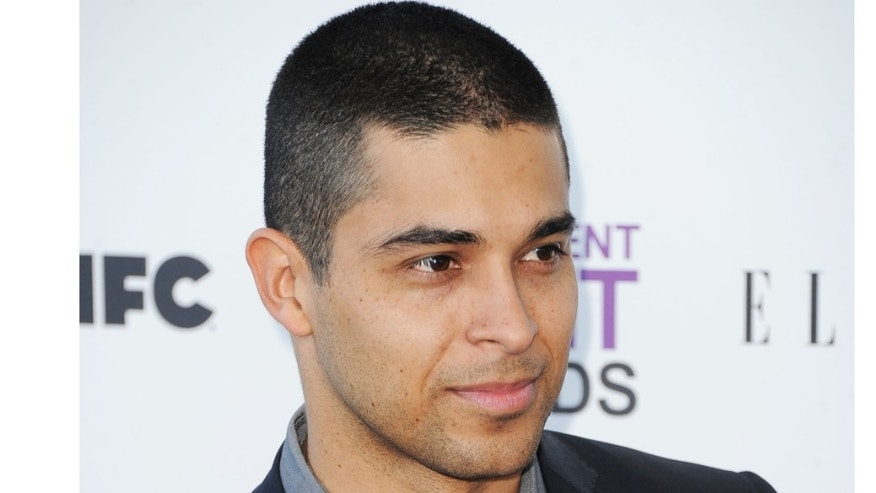 Feb. 25, 2012: Actor Wilmer Valderrama arrives at the 2012 Film Independent Spirit Awards on in Santa Monica, Calif.