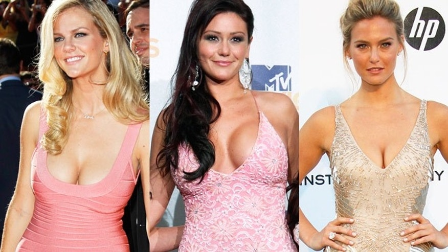 Brooklyn Decker, JWoww and Bar Refaeli all made the Top 100.