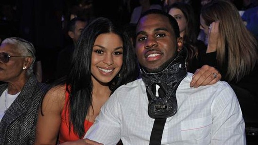 Jordin Sparks and Jason Derulo at 'American Idol.' Michael Becker/FOX