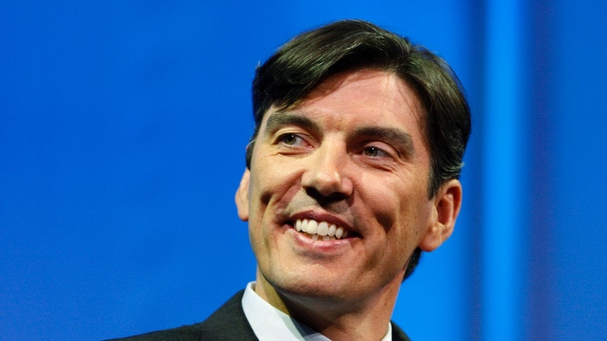 Chairman and CEO of AOL/HuffPo Tim Armstrong.