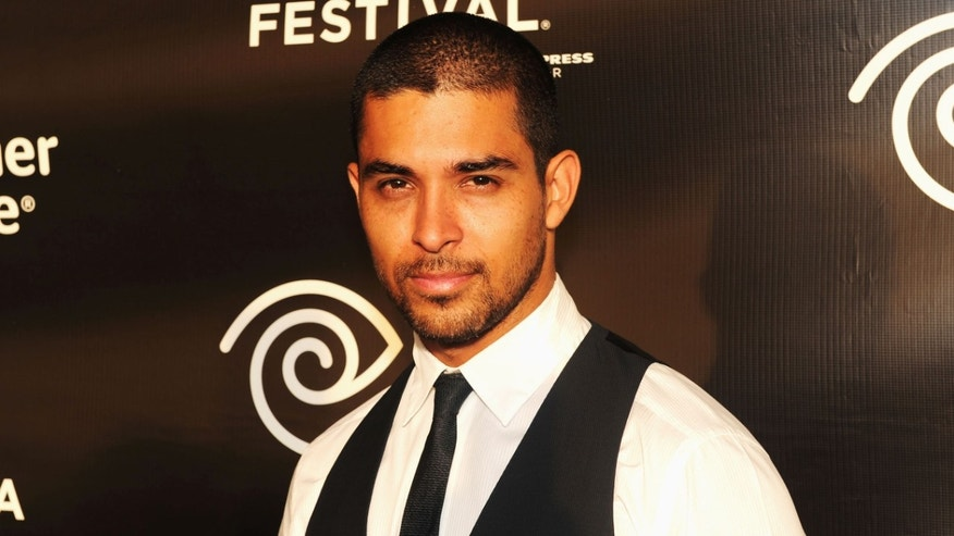 "NEW YORK, NY - APRIL 21:  Actor Wilmer Valderrama attends ""Knuckleball!"" Premiere Drive-In during the 2012 Tribeca Film Festival at the North Cove at World Financial Center Plaza on April 21, 2012 in New York City.  (Photo by Craig Barritt/Getty Images)"