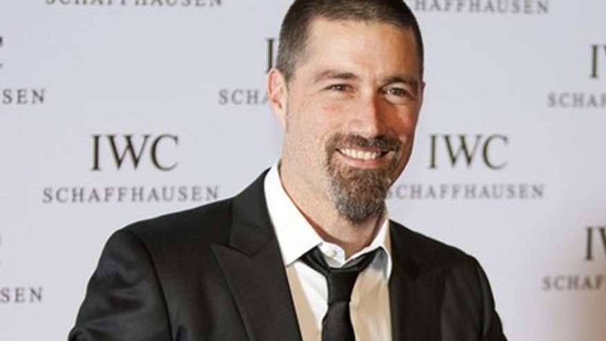 'Lost' actor Matthew Fox (AP)