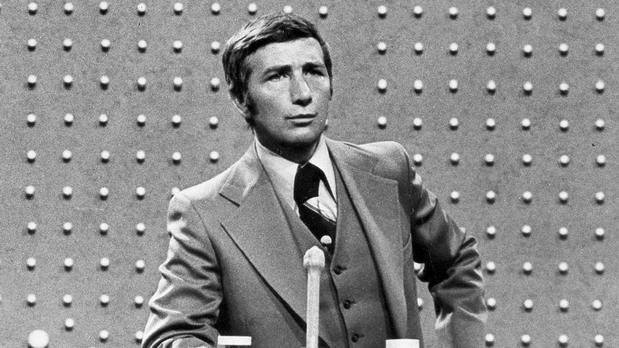 "This June 1978 file photo shows Richard Dawson, host of ""Family Feud"" in character. Dawson, the wisecracking British entertainer who was among the schemers in the 1960s sitcom ""Hogan's Heroes"" and a decade later began kissing thousands of female contestants as host of the game show ""Family Feud"" died Saturday, June 2, 2012. He was 79."