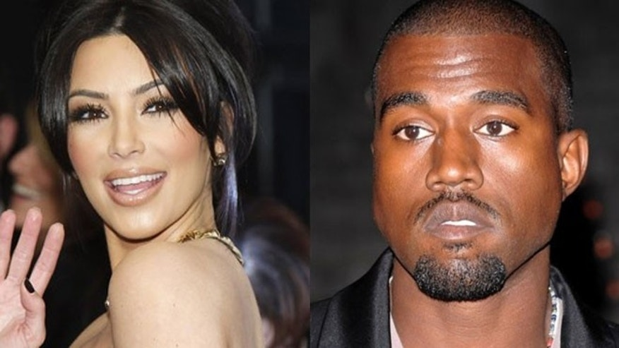 Are Kim K and Kanye a new item?