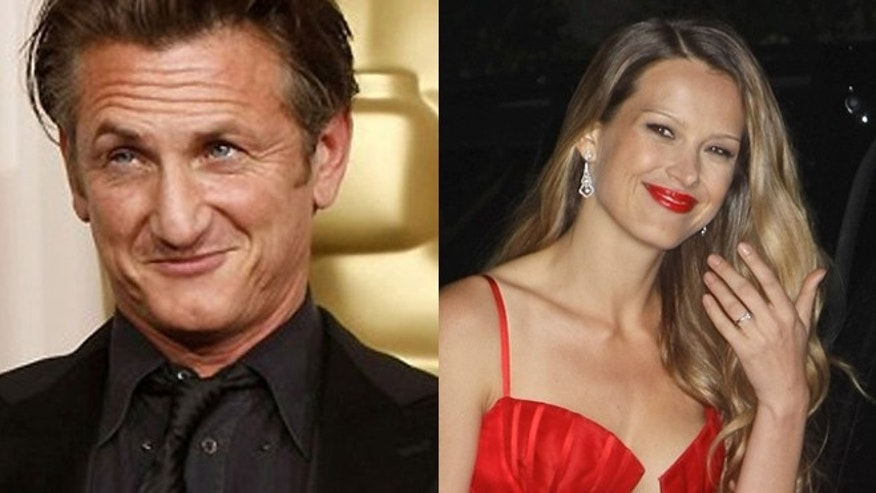 Sean Penn and Petra Nemcova have been stepping out in public as a serious couple, reports say.