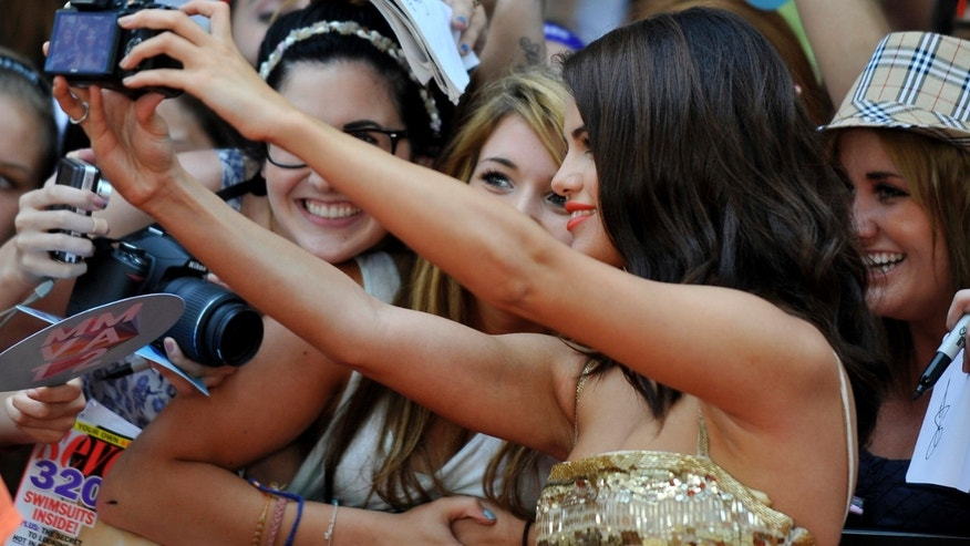 June 17, 2012: Selena Gomez arrives at the 2012 Much Music Video Awards at Much Music HQ in Toronto, Canada.