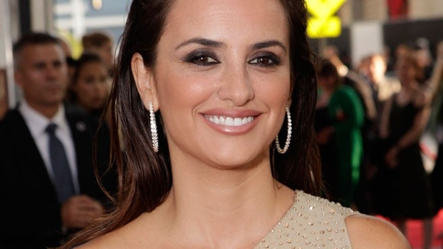 "June 14: Actress Penelope Cruz attends the premiere of ""To Rome With Love"" at Regal Cinemas L.A. LIVE  in Los Angeles."