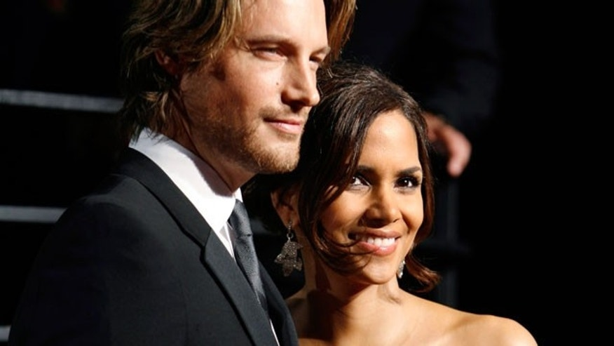 Halle Berry and ex Gabriel Aubry
