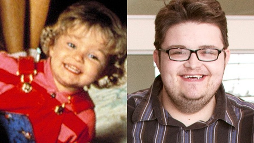 Zachary Lavoy then and now.
