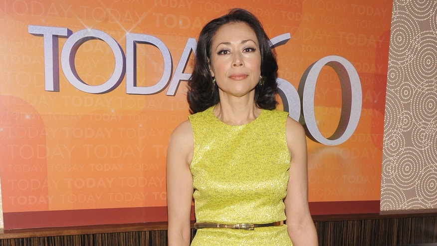 "NEW YORK, NY - JANUARY 12:  ""TODAY"" Show correspondent Ann Curry attends the ""TODAY"" Show 60th anniversary celebration at The Edison Ballroom on January 12, 2012 in New York City.  (Photo by Michael Loccisano/Getty Images)"
