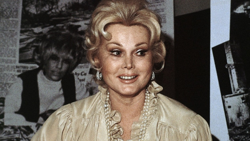 In this 1978 file photo, Hungarian-born American actress Zsa Zsa Gabor is shown. A judge approved a settlement Wednesday July 11, 2012 to appoint Gabor's husband Frederic von Anhalt her temporary conservator with authority to make medical decisions on the ailing actress' behalf.