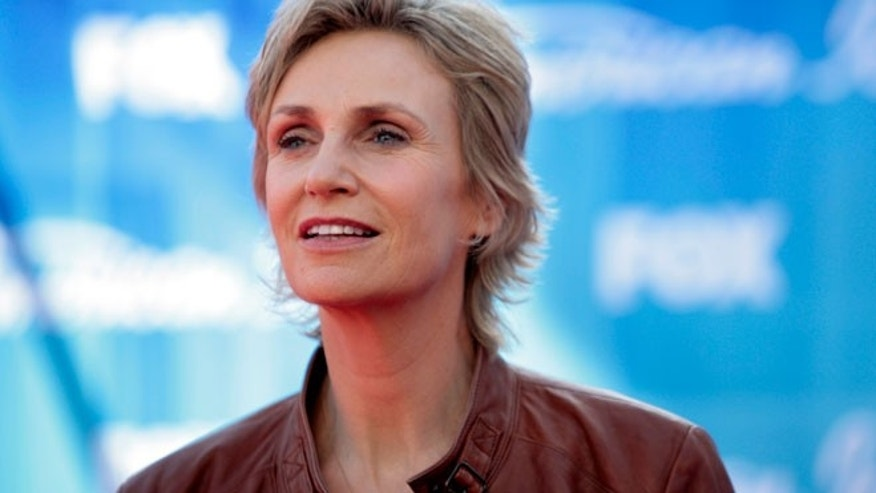 """Glee's"" Jane Lynch"
