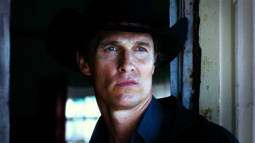 Matthew McConaughey is seen in a scene from 'Killer Joe'