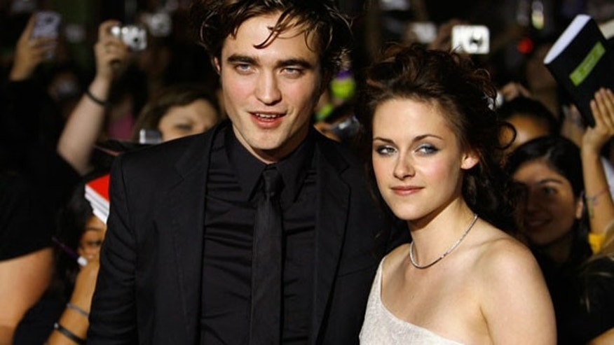 "Robert Pattinson and Kristin Stewart are stars of one of the biggest vampire franchises of all time, the ""Twilight"" saga."