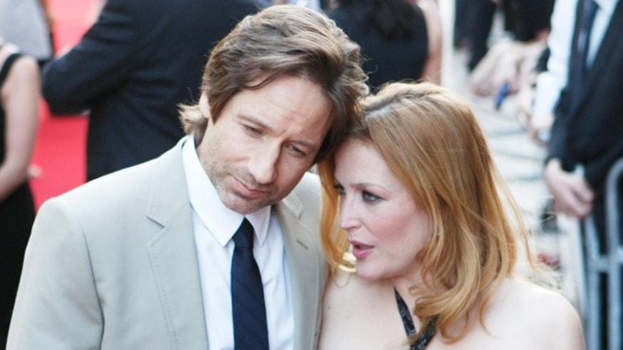 mulder and scully dating