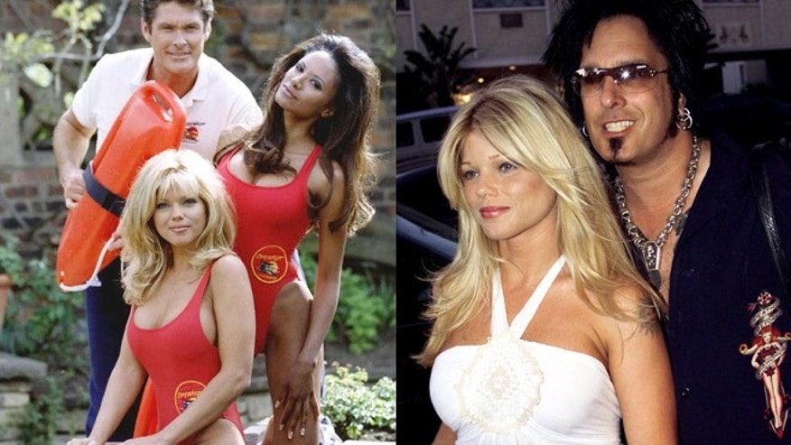 Donna D'Errico has come a long way since her days as a 'Baywatch' babe and Nikki Sixx's better half.