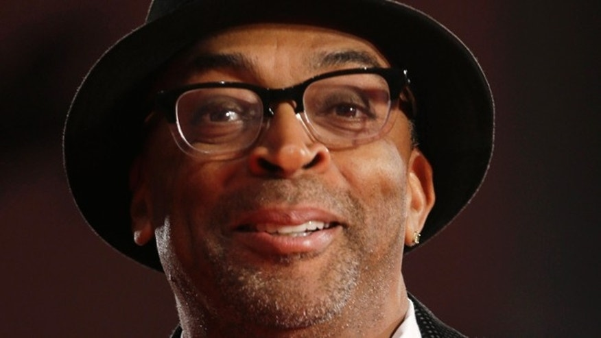 Aug. 31, 2012: Director Spike Lee arrives for the premiere of his film 'Bad 25' during the 69th edition of the Venice Film Festival in Venice, Italy.