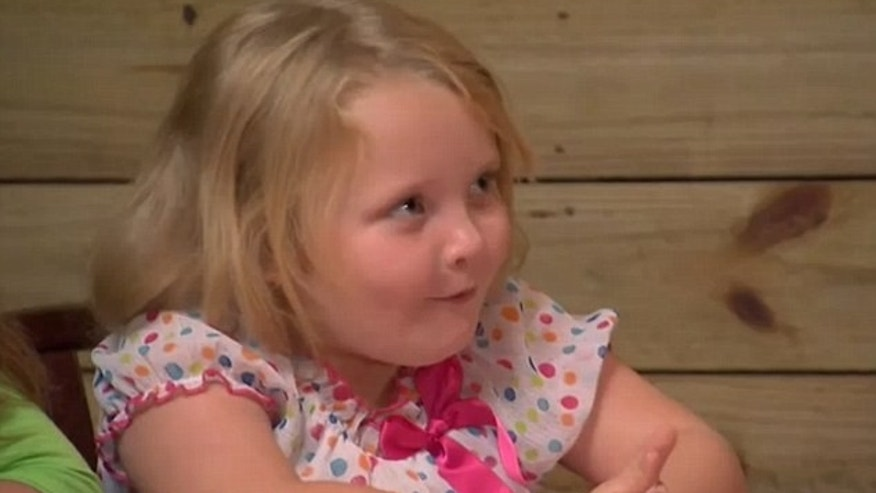 "Honey Boo Boo  Left-Leaner  The six-year-old star of  TLC's contribution to humanity, ""Here Comes Honey Boo Boo,"" Alana Thompson, was prodded by talk show host Jimmy Kimmel into making a presidential endorsement. While she cannot vote, she still offered her favorite: ""Marack Obama."""