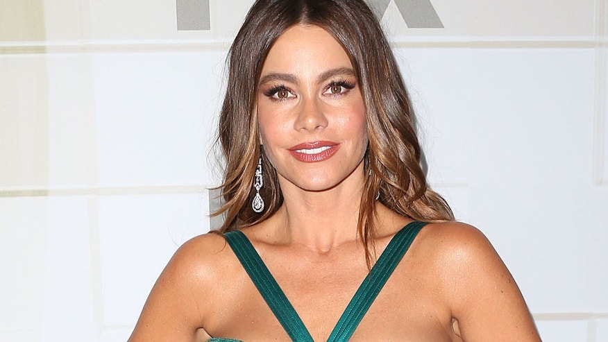 Actress Sofía Vergara attends the Fox Broadcasting Company, Twentieth Century Fox Television And FX Celebrates Their 2012 Emmy Nominees at Soleto in Los Angeles, Calif.