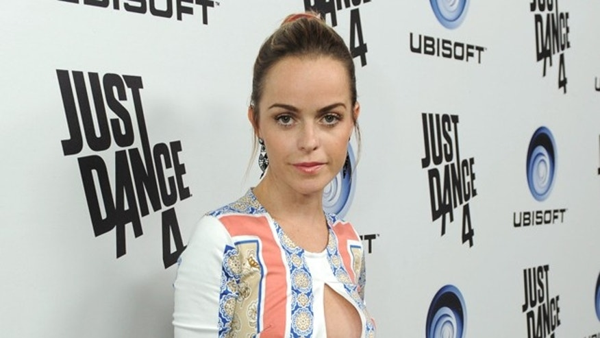 Oct. 2, 2012: Actress Taryn Manning arrives at the Just Dance 4 launch party hosted by Ashley Benson and Christina Milian in Los Angeles. (Invision for Ubisoft/AP)