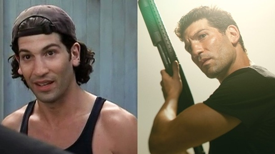 Jon Bernthal Then & Now.
