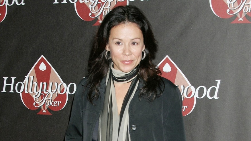 HOLLYWOOD, CA - NOVEMBER 9:  Patricia Rae poses at HollywoodPoker.com's first year anniversary party to benefit the American Red Cross Gulf Relief and the Dennis Quaid supported charity, the International Hospital for Children, on November 9, 2005 in Los Angeles, California. (Photo by David Livingston/Getty Images)