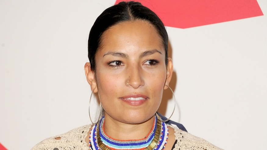 Musician Ana Tijoux arrives at the 2012 Latin Recording Academy Person Of The Year Gala on November 14, 2012 in Las Vegas, Nevada.