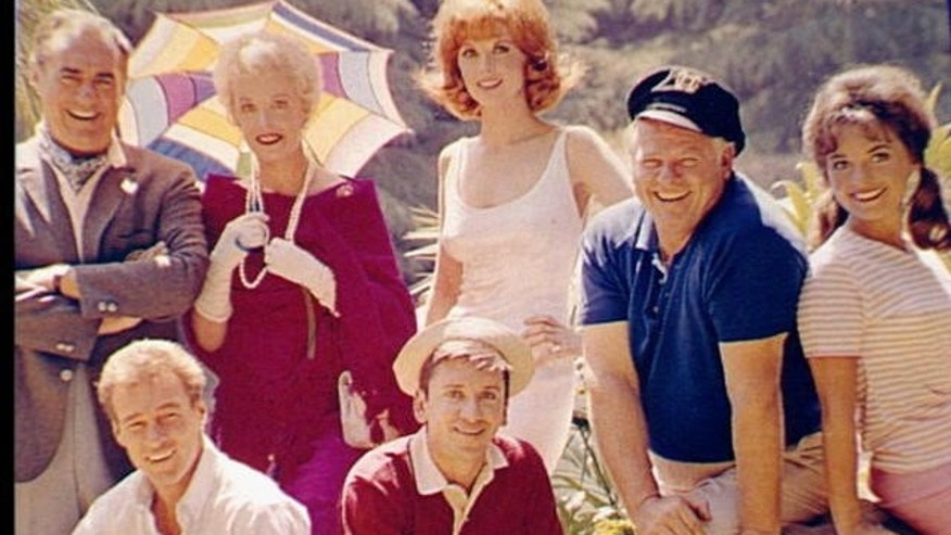 The cast of 'Gilligan's Island.'