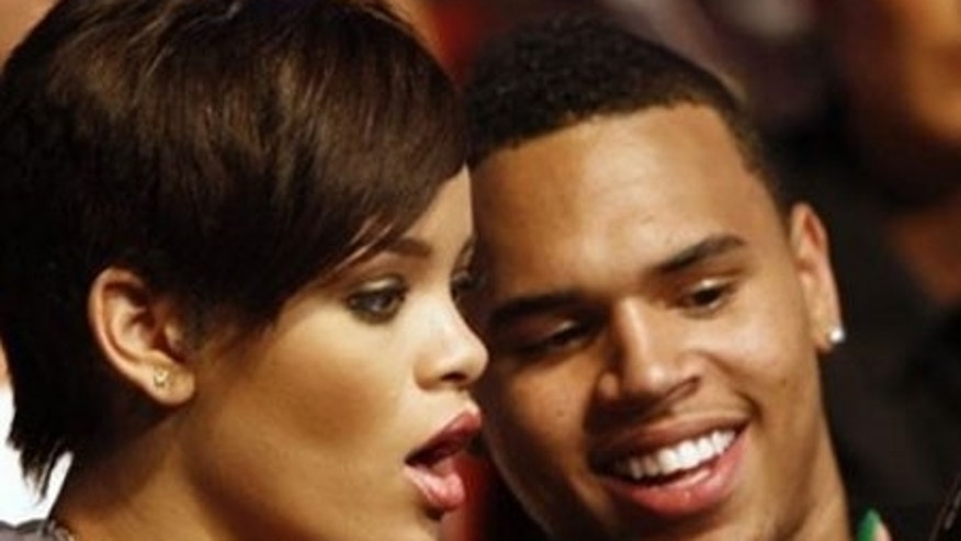 Rihanna tweets topless pics of herself and Chris Brown  Most     Fox News She may have laughed off rumors that she     s dating Chris Brown again during a Facebook Live Chat with Bravo host Andy Cohen recently  but Rihanna still seems