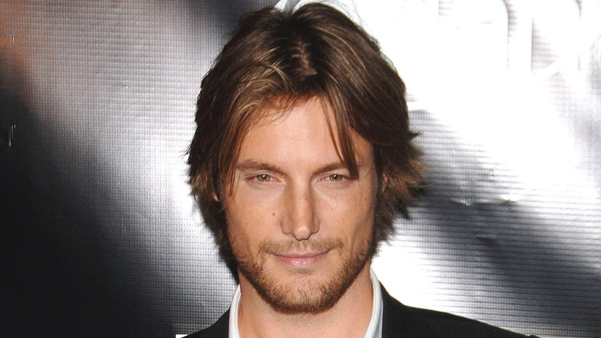 NEW YORK - NOVEMBER 29: Gabriel Aubry attends the 40th anniversary celebration of Wilhelmina Models at The Angel Orensanz Foundation on November 29, 2007 in New York City.  (Photo by Andrew H. Walker/Getty Images)
