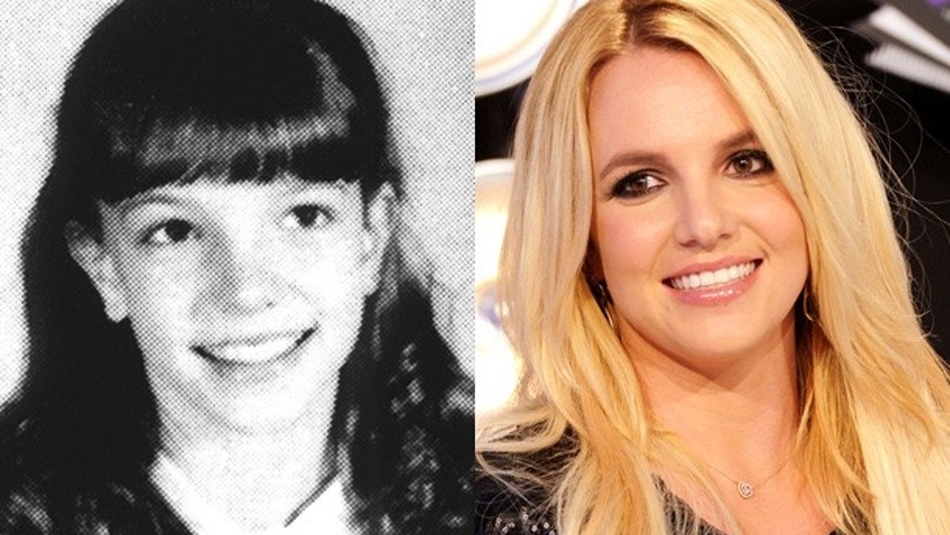 Britney Spears before the fame.
