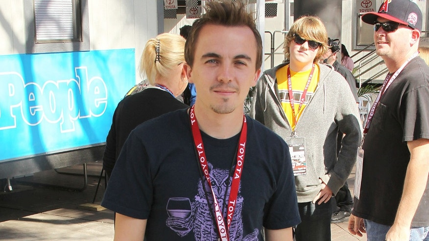 LONG BEACH, CA - APRIL 15: Actor Frankie Muniz attends the 35th Annual Toyota Pro/Celebrity Race practice on April 15, 2011 in Long Beach, California.  (Photo by Frederick M. Brown/Getty Images) *** Local Caption *** Frankie Muniz