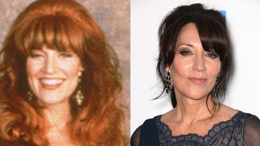 Katey Sagal then and now.