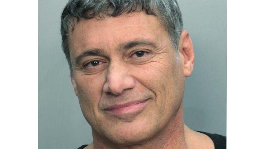 In this arrest photograph made available by the Miami Beach Police dept., shows actor Steven Ernest Echevarria on Tuesday, Dec. 18, 2012. Echevarria was arrested in Miami Beach, Fla. and charged with driving with a suspended license. (AP Photo/Miami Beach Police Dept., HO)
