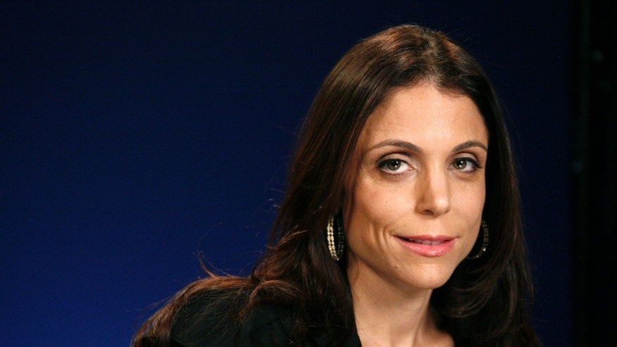 March 17, 2011: File photo, reality TV personality Bethenny Frankel poses for a portrait in New York. Frankel released a statement Sunday, Dec. 23, 2012, announcing her and husband Jason Hoppy are separating.